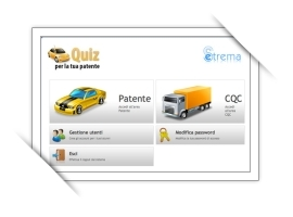 Screen Shot di Quiz per la tua patente