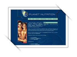 Screen Shot di Planet Nutrition