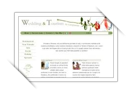 Screen Shot di Wedding & Tourism in Campania